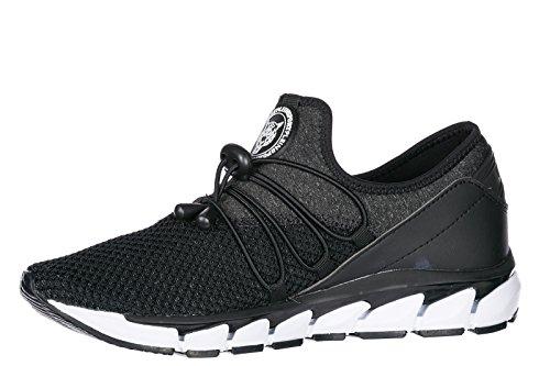 Chaussures Hommes Sport Plein Hommes Chaussures Espadrilles Ninja Noir