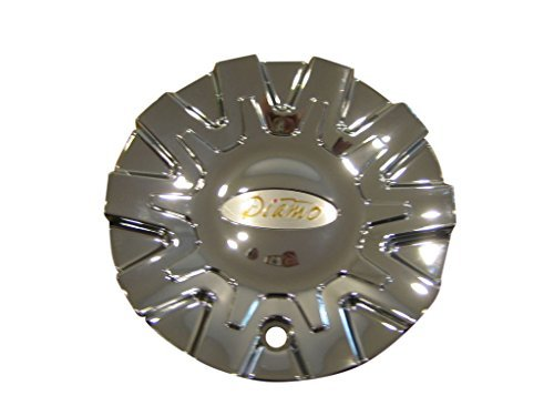 Diamo Chrome Wheels (Diamo 38 Karat Chrome Wheel Rim Center Cap CAP M-468 S808-05 M468W)