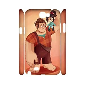 YAYADE Phone Case Of Invincible King For Samsung Galaxy Note 2 N7100