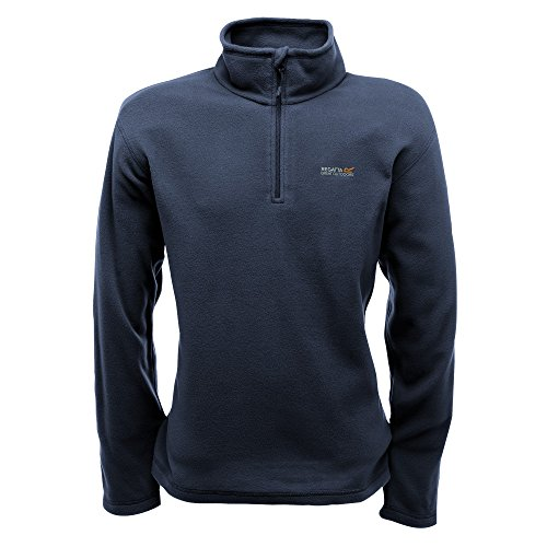 Regatta Great Outdoors Mens Thompson Half Zip Fleece Top (XXL) (Iron) from Regatta