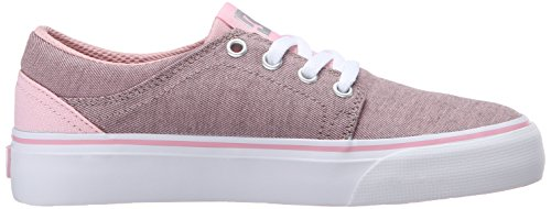 DC–joven Trase TX SE zapatos Pink/White
