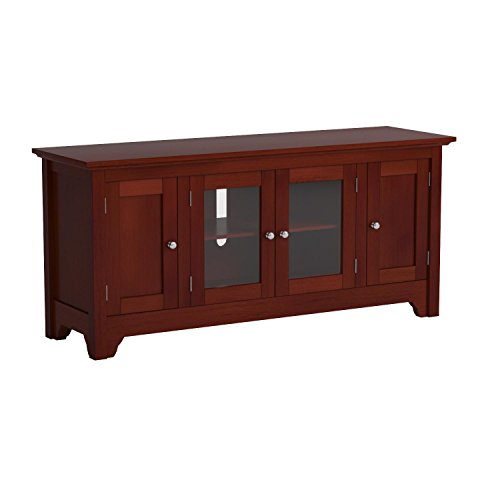 Walker Edison Solid Wood TV Stand