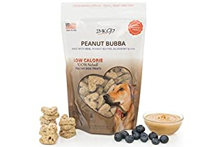 12. IMK9 – Natural Dry Dog Training Treats, Low-Calorie, Limited Ingredient Made in the USA