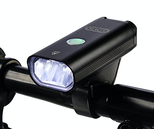 Cheap Uncharted Roads Gear URG Pro Ultra Bright USB Rechargeable Bike Light Set – Rechargeable Taillight Included