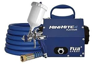 Fuji 2804-T75G Mini-Mite 4 PLATINUM - T75G Gravity HVLP Spray System