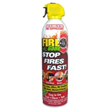 Fire Gone FG-007-102 Portable Extinguisher ABC Rated, 16-Ounce
