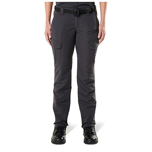 5.11 Bolsillos tácticos de carga rápida para mujer, pantalones de uniforme profesional, Ripstop de poliéster, Estilo 64419