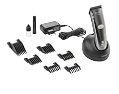 TECHNICAL DATA TYPE Professional Cord/Cordless Hair Clipper BLADE SET Interchangeable stainless steel blade set MAGIC BLADE II QUICK-CHANGE BLADE SET  TOP BLADE WIDTH 46 mm CUTTING LENGTH 0,7 - 3 mm TYPE OF OPERATION Corded/Rechargeable DRIVE...