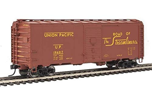 Walthers HO Scale 40' AAR 1944 Boxcar Union Pacific/UP/Streamliners #196017