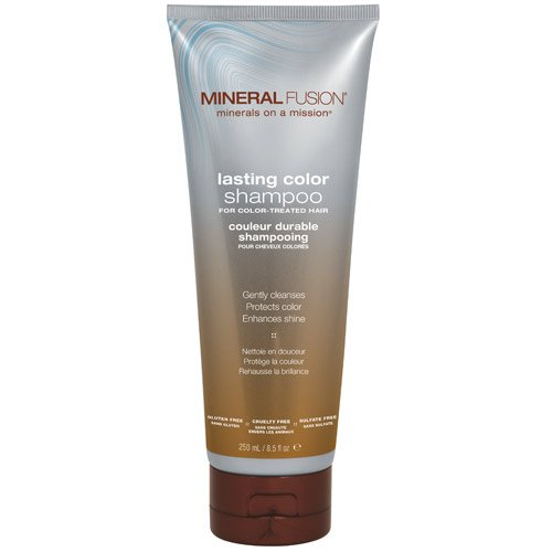 Mineral Fusion Shampoo, Lasting Color, 8.5 Ounce