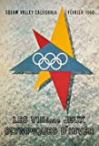 Squaw Valley 1960 Winter Olympics Poster
