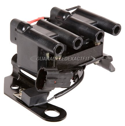 Brand New Premium Quality Ignition Coil For Hyundai Accent - BuyAutoParts 32-80279AN New