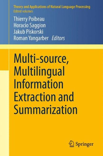 Multi-source, Multilingual Information Extraction