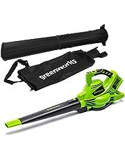 Greenworks Tools GD40BV Bladzuiger en bladblazer