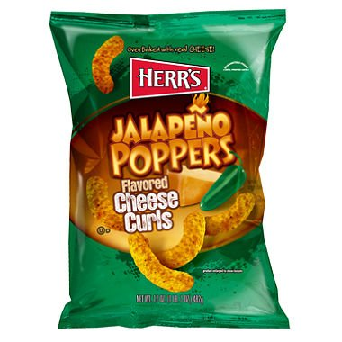 Jalapeno Cheese Poppers - 8