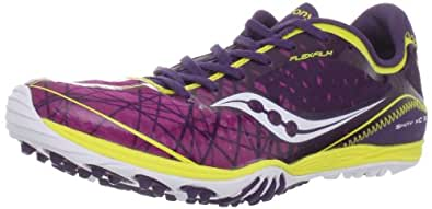 Amazon.com | Saucony Women's Shay XC3 Flat Running Shoe