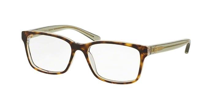 15fb16e17b Amazon.com  Tory Burch Women s TY2064 Eyeglasses 50mm  Clothing