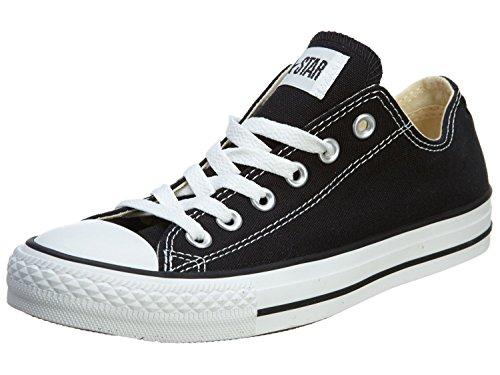 Converse  Ctas Mono Ox,  Unisex Erwachsene Casual , schwarz - schwarz - Größe: 38,5 EU Damen