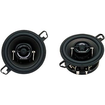 Pioneer TS A878 3 1 2 Inch Way Speakers