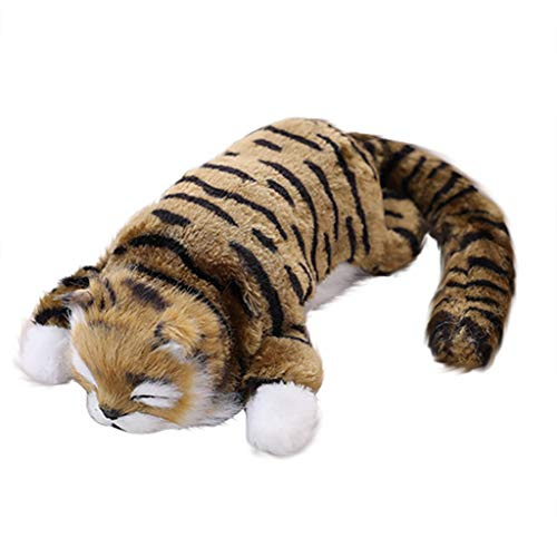 Electric Cat 30Cm Funny Analog Electric Rolling Cat Tumbling Cat Electric Cat Roll Plush Animal Cat Toy Child (Stroller Blossom Toy)