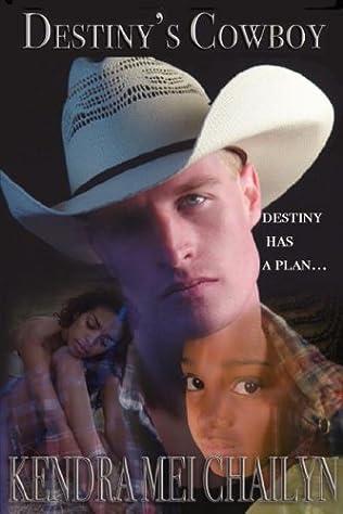 book cover of Destiny\'s Cowboy