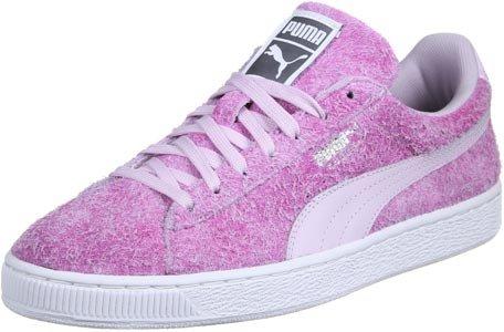 chaussures snow Puma Elemntal W Suede white lilac UwaqtX