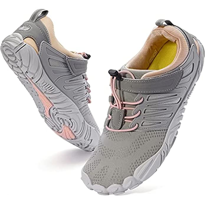 WHITIN Women's Barefoot & Minimalist Shoe | Zero Drop Sole | Trail Runner