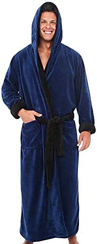 メンズ パジャマ ふわふわ パジャマ 大きいサイズ S-xxxxxL ルームウェア 前開き 長袖 上質 フード付き 部屋着 ホテル 厚手 柔らか 暖か ファッション 人気 バスローブ プレゼント ギフト