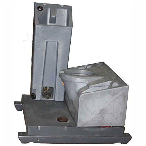(PolyPortables PP-FFF-05, Fresh Water Foot Flush System W/ Sink)