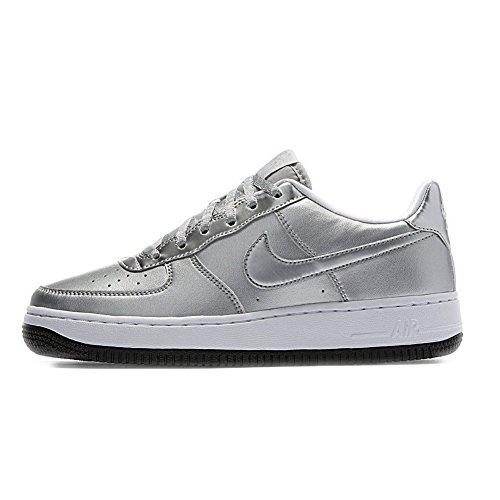 Nike Damen 877083-001 Fitnessschuhe Silber (Metallic Silver / Metallic Silver)