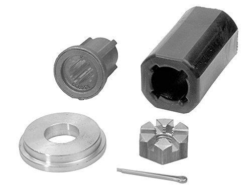 (Quicksilver 835266Q1 Flo-Torq II Hub Kit for Evinrude and Johnson V4 Gear Case)