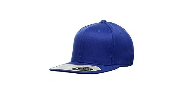 d7162dbd80b Premium Blank Flexfit Yupoong 110F Wool Blend Solid Snapback Cap Hat   2- Tone at Amazon Men s Clothing store