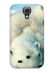 Hot New Polarbears Case Cover For Galaxy S4 With Perfect Design