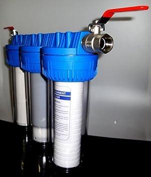Filter für brunnenwasser