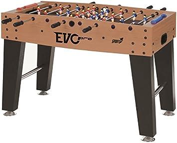Sport1 EVO Pro – Futbolín 11 vs 11 Barras telescópicas 121 x 62 x 78 cm: Amazon.es: Juguetes y juegos