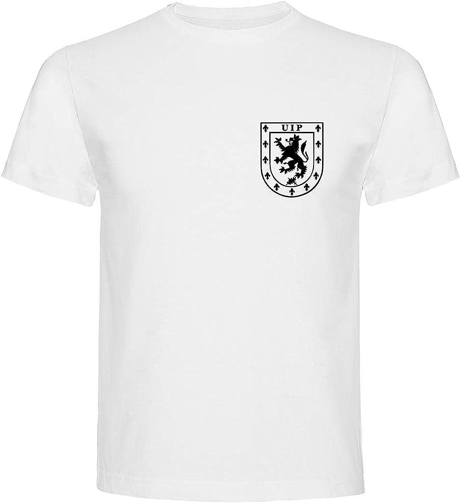 Aircops Camiseta U.I.P. (Unidad de Intervención Policial) de la Policía Nacional: Amazon.es: Ropa y accesorios