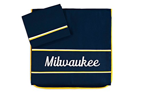 Embroidered Casket Accessory Set - Sports - Handmade in Wisconsin (Milwaukee)
