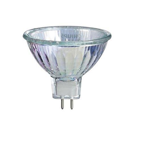 Philips 419333 50W Halogen Mr16 Landscape & Indoor Flood Light Bulb (12 Pack)