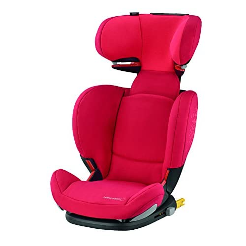 30%OFF Bébé Confort Rodifix Airprotect Siège-auto Vivid Red Groupe 2/3 ISOFIX 3-10 ans