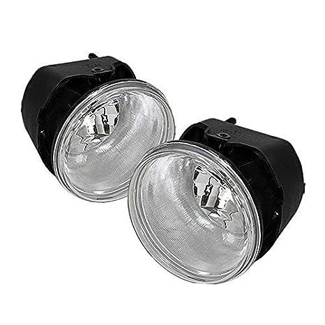 amazon com xtune dakota durango grand cherokee 300 fog lights lamp rh amazon com