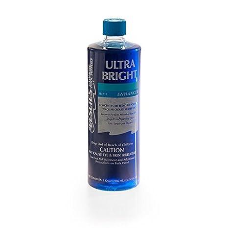 Amazon com : Leslie's Pools Ultra Bright Enhancer Defloccer