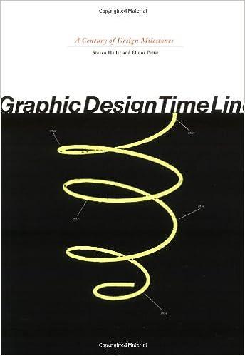 Graphic design time line a century of design milestones steven graphic design time line a century of design milestones steven heller elinor pettit 9781581150643 amazon books fandeluxe Gallery