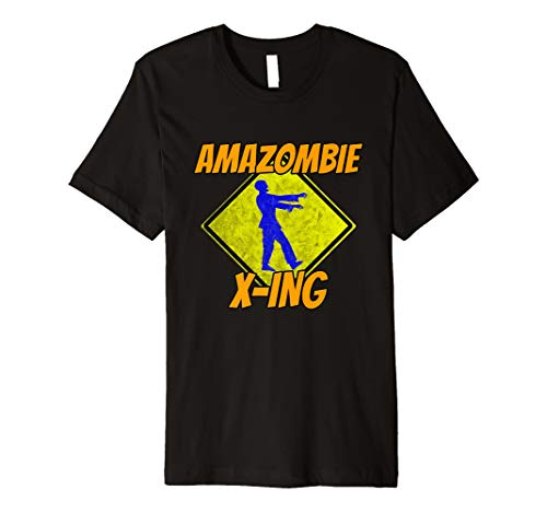 Amazombie Xing T-Shirt ()