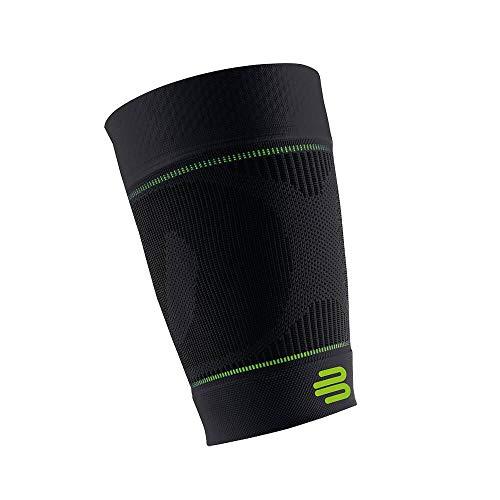 """Bauerfeind Kompressions-Oberschenkelbandage """"Sports Compression Sleeves Upper Leg"""", 1 Paar Sleeves Oberschenkel Unisex, Für Ball- & Ausdauersportarten zur Stärkung der Muskulatur"""