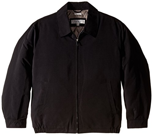 Perry Ellis Mens Microfiber Jacket
