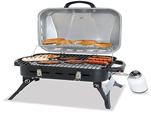 Grill Boss Stainless Steel Outdoor LP Gas Barbecue Grill Grill Boss