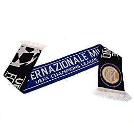 F.C. Inter Milan Champions League Écharpe
