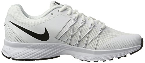 6 White Laufschuhe Herren Black Relentless NIKE Air Weiß qOftwwS