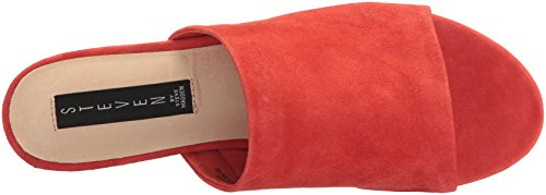 STEVEN by Steve Madden Womens Cal Fashion Sneaker Tropical Coral