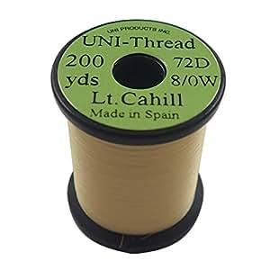 Uni-Thread 8/0 Color: Light Cahill (024)